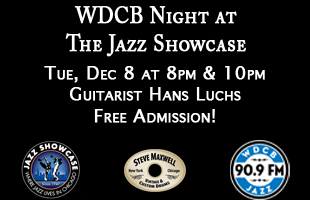 Night at The Jazz Showcase - 12/2015