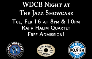 Night at The Jazz Showcase - 02/2016