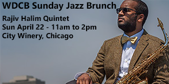 Sunday Jazz Brunch - April 2018