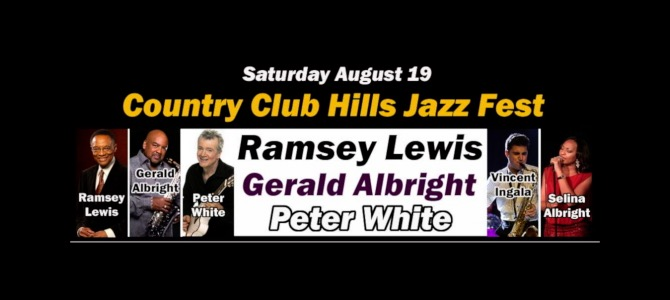 Country Club Hills Theater Jazz Festival