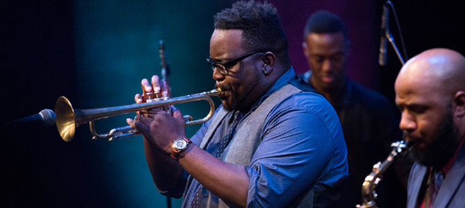 WDCB Summer Jazz Series at MAC - Marquis Hill Blacktet