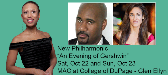 New Philharmonic - An Evening of Gershwin